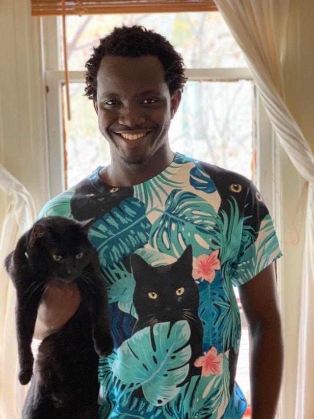 18 убедительных доводов, что зря ругают черных кошек, ох и зря