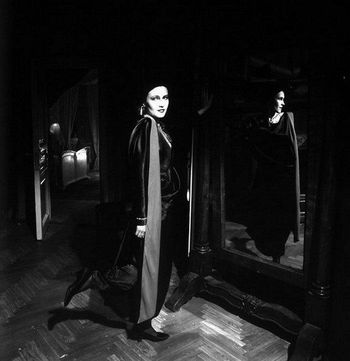 Уникальные снимки Самоэля Кацева со студии «Ленфильм» впервые опубликовали для широкой аудитории